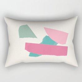 Torn Rectangular Pillow