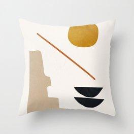 abstract minimal 6 Deko-Kissen