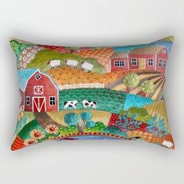 BONNIE DOON HILLS Rectangular Pillow