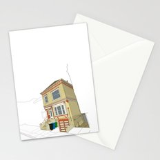 Mike's House Stationery Cards