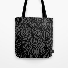 Back to Gray 1 Tote Bag