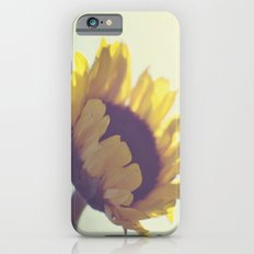 Sunny Sunflower iPhone 6s Slim Case