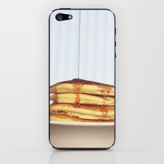 Wake Up and Smell the Pancakes iPhone & iPod Skin