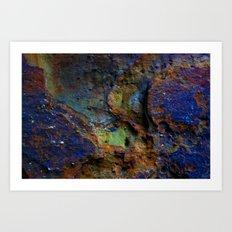 Colorful Earth Art Print