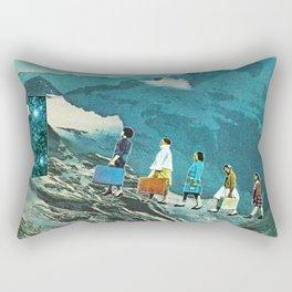 Tercer portal Rectangular Pillow