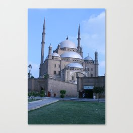 Egyptian Mosque in Cairo Canvas Print