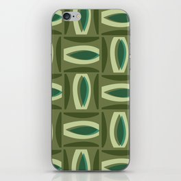 Alcedo - Green iPhone Skin