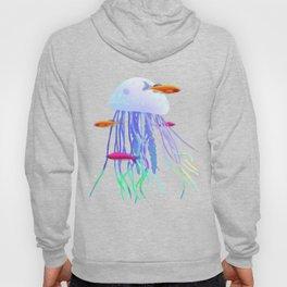 Jellyfish Landscape Hoody
