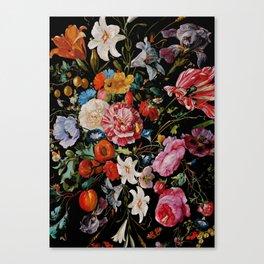 Night Garden XXXVI Canvas Print