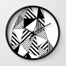 Ijsberg Wall Clock