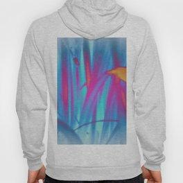 Blue reeds Hoody