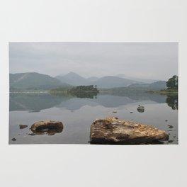 Derwentwater, Lake District Rug