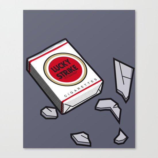 Pop Icon - John McClane Canvas Print