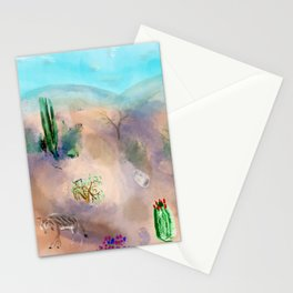Trailhead Stationery Cards