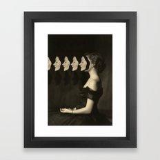 Self-confidence / Autonomy (2014) Framed Art Print