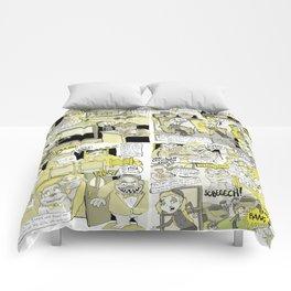Goldenrocks and the 3 Bears Comforters