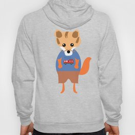 Raphael, The Fox Hoody