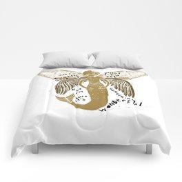 Not exactly Sure Comforters