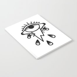 cry baby Notebook