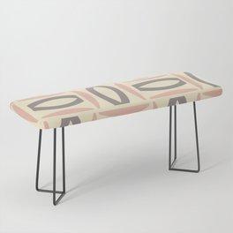 Alcedo - Pink Bench