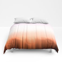 Sunset Flames Comforters