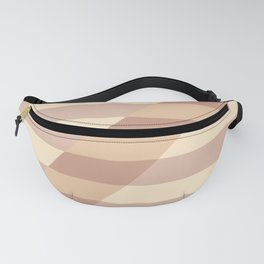 Striped Shadow 3 Fanny Pack