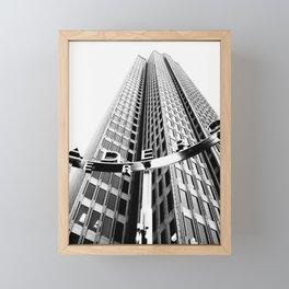 Embarcadero / San Francisco Framed Mini Art Print