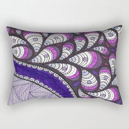 Purple-licious Rectangular Pillow