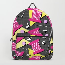 Memphis Sewing Backpack