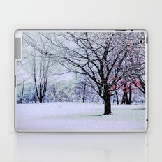 Winter Trees  Laptop & iPad Skin