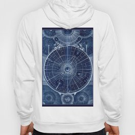 Celestial Map of the Universe Hoody