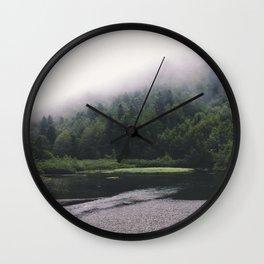 Saut Deth Pish Wall Clock