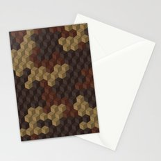CUBOUFLAGE LUXE Stationery Cards