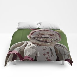 Twisty the Clown Comforters