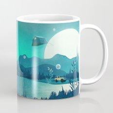 Beneath Barafundle Mug