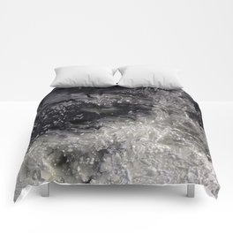 Floating ice sheets Comforters