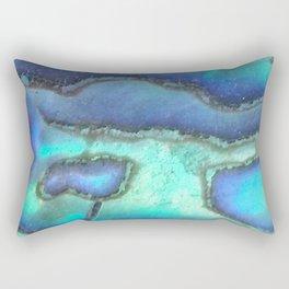Caribbean abalone Rectangular Pillow