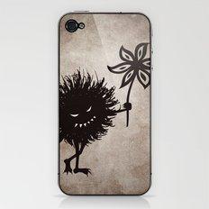 Evil Bug Gives Flower iPhone & iPod Skin