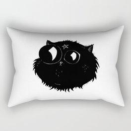 Unholy Cat Rectangular Pillow