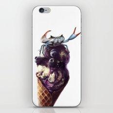 Ice Crab iPhone & iPod Skin