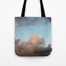 rocket ship... Tote Bag
