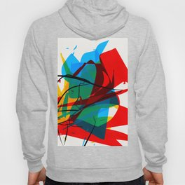 Abstract art made by Thimeo 19 months Hoody