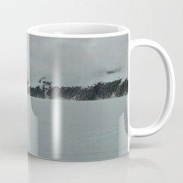 Mendenhall Glacier Mountains (Large) Coffee Mug
