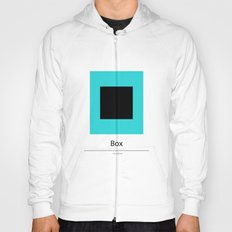Box - think outside of it! Hoody