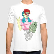 Dorothy Gale White MEDIUM Mens Fitted Tee