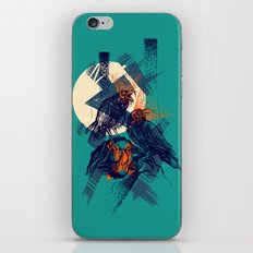 thieves iPhone & iPod Skin