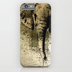 Peanut Allergy iPhone 6s Slim Case