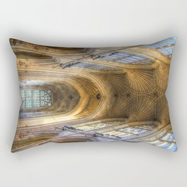 Royal Bath Abbey Rectangular Pillow