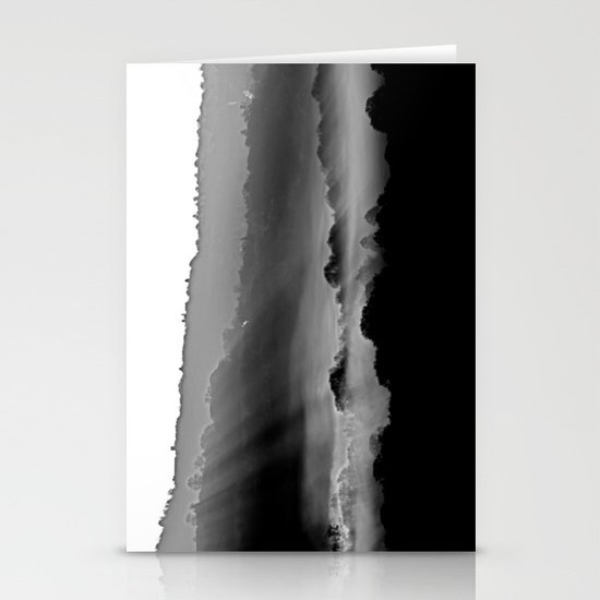 FIRST RAYS OF LIGHT Stationery Cards