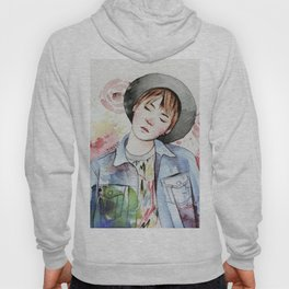 the age of blossoms Hoody